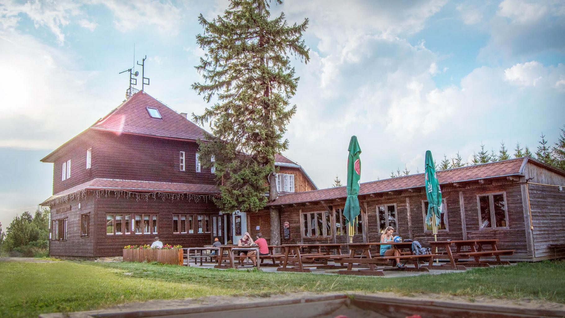 Chata Maxe Švabinského